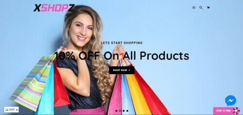 10% Off on Xshopz Products - Latest Coupons & Offers